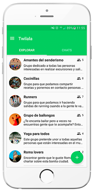 chat movil gratis espana